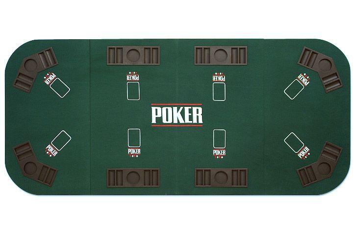 Garthen Skládací pokerová podložka 3. edice D00508
