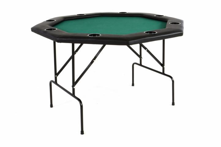 Poker stůl osmihran skládací