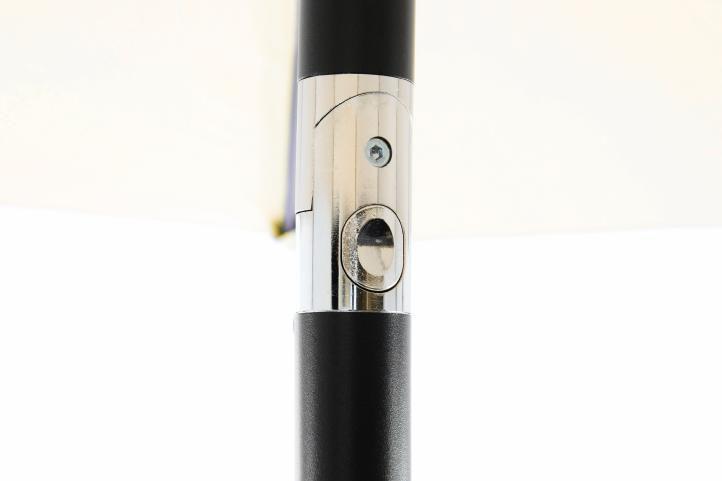 Slunečník 2,9 m sklopný - béžový