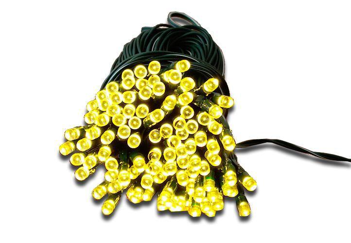 Zahradní solární síť Garth - 181x LED dioda teplá bílá 3 x 3 m