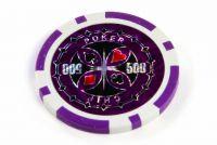 Garthen Ultimate Kusový žeton Hodnota 500 - 50 ks