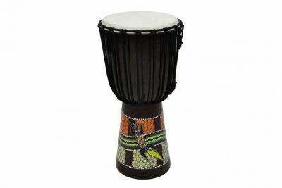 Africký buben Djembe - 50 cm - ručně malovaný
