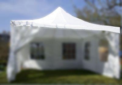 Střecha na zahradní párty stan 4 x 4 m bílá