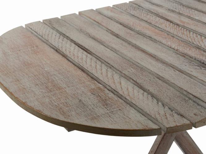 Skládací stole DIVERO Vintage – 85 cm
