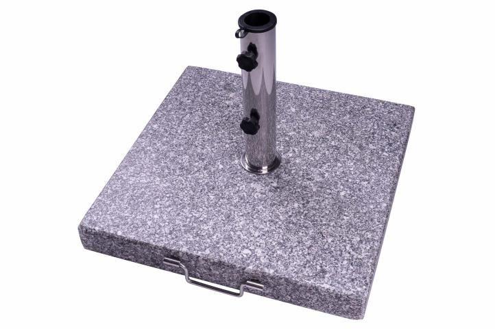 Podstavec na slunečník žula - 40 kg