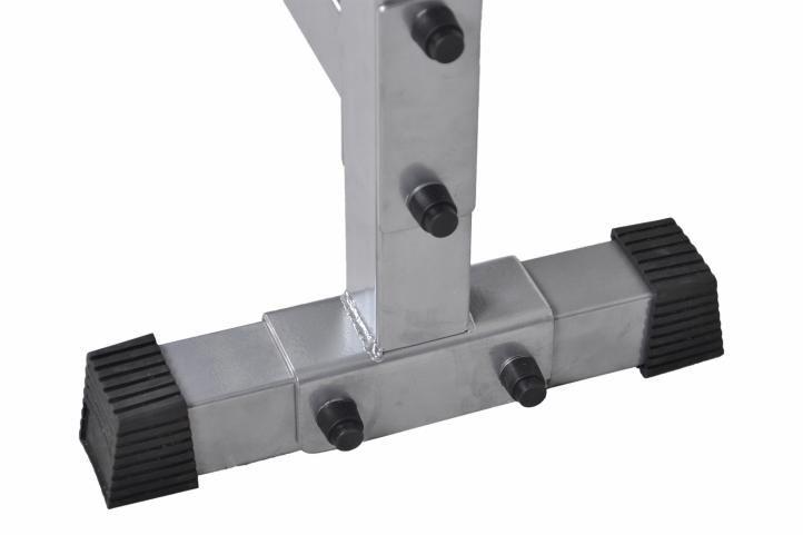 Bench posilovací lavice - skládací