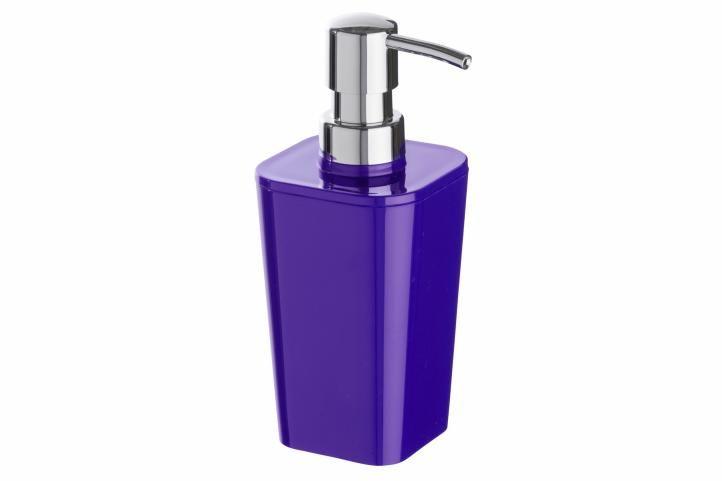 Koupelnová sada WENKO – Candy purple