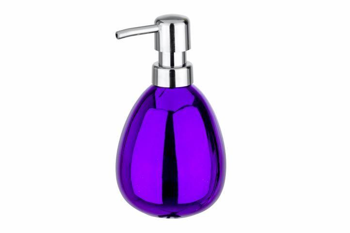 Koupelnová sada WENKO – Polaris Purple Metallic