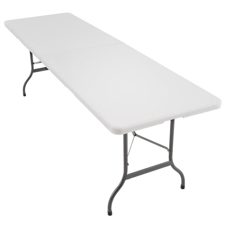 Zahradní skládací stůl - 240 cm