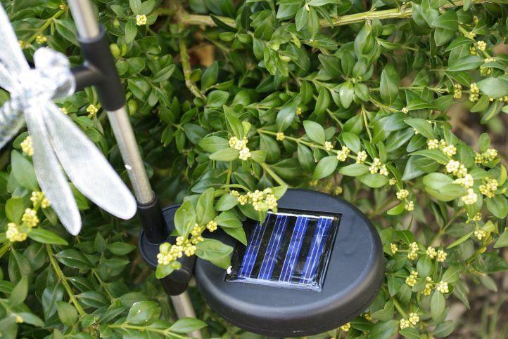 Zahradní sada dekorativní solární LED osvětlení Garth