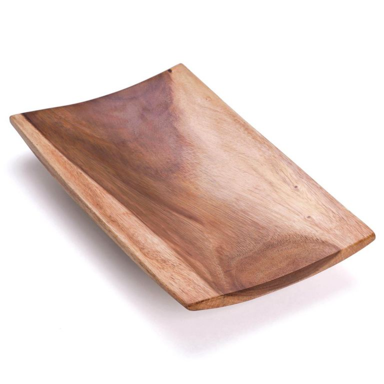 Dekorační dřevěná miska