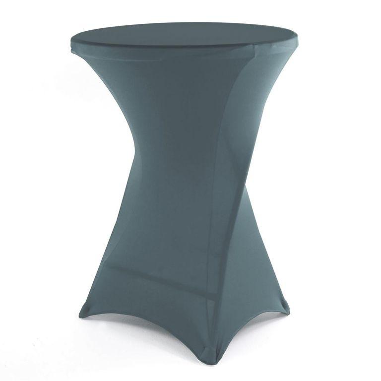 Potah na bistro stolek, antracit