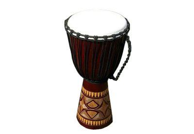 Garthen Djembe Africký buben - 70 cm