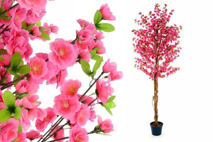 Umělá rostlina strom - třešeň 190 cm OEM D00730