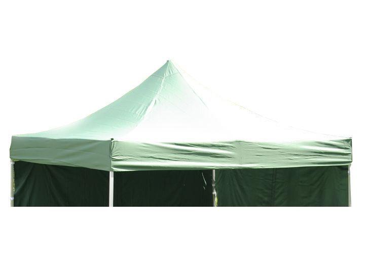 Profi Náhradní střecha na skládací zahradní stan 3 x 3 m - zelená