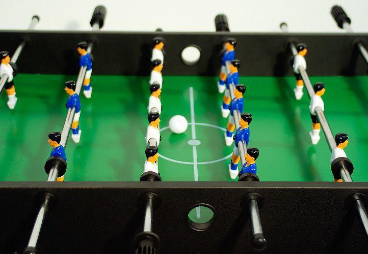 Stolní fotbal fotbálek Kids Black Edition