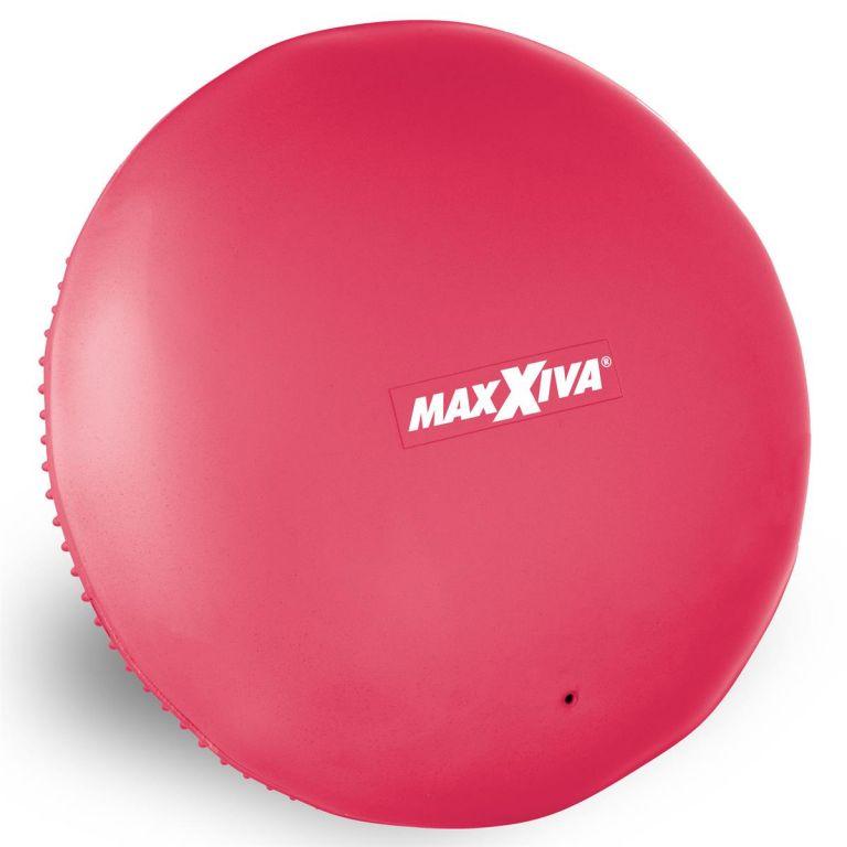 MAXXIVA Balanční polštář na sezení, 33 cm, červený