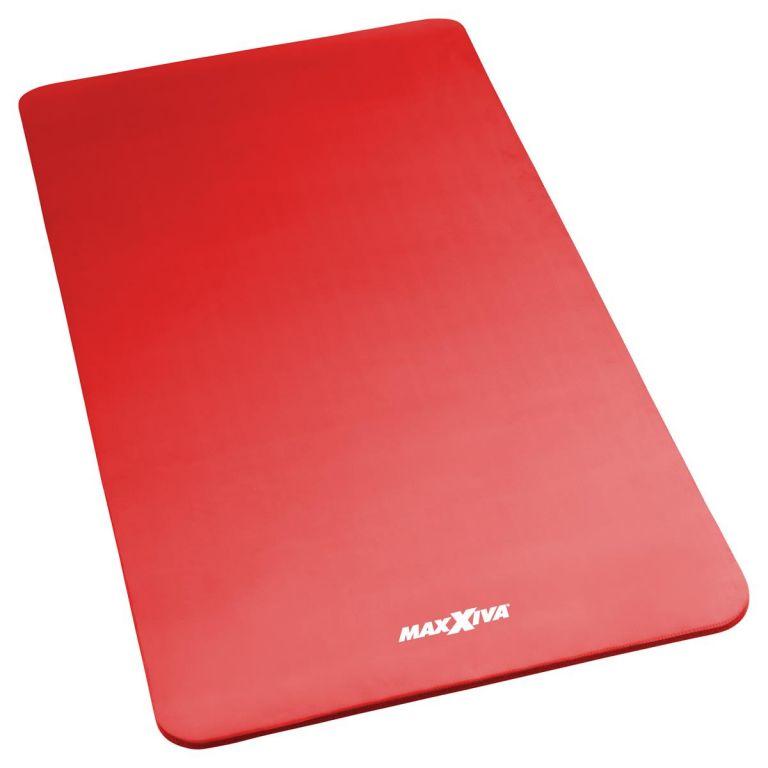 MAXXIVA Gymnastická podložka, 190x100x1,5 cm, červená