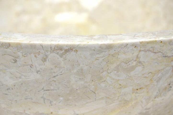 Kamenné umyvadlo - leštěný mramor MODENA