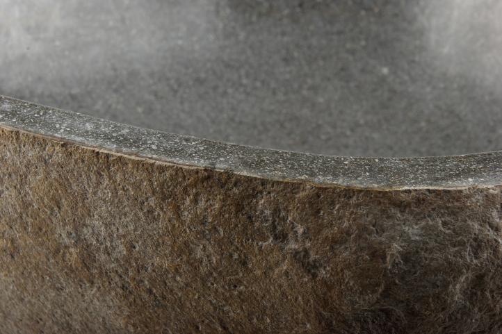 Umyvadlo z přírodního kamene andezit