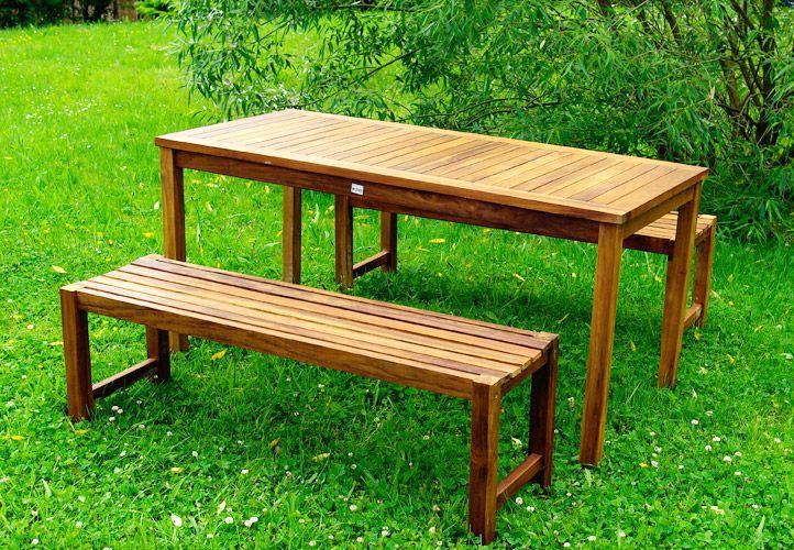 Zahradní set Garth z akátového dřeva
