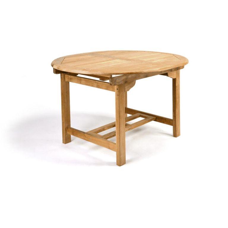 Rozšiřitelný zahradní stůl z týkového dřeva Garth
