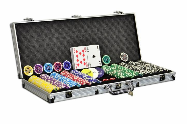 Garthen 983 Poker set 500 ks design Ultimate