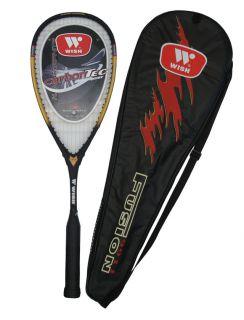 Squashová pálka (raketa) Wish Carbontec