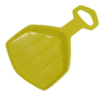 Pinguin plastový klouzák - žlutý