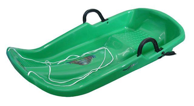 Twister bob plastový - zelený