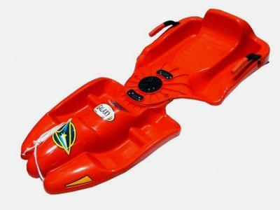 Galaxy bob řiditelný - červený
