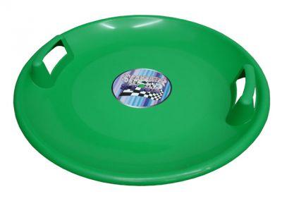 Superstar plastový talíř - zelený
