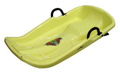 Plastkon Twister bob - žlutý