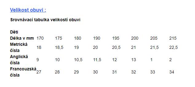Hokejové brusle roztahovací dětské - vel.33-36