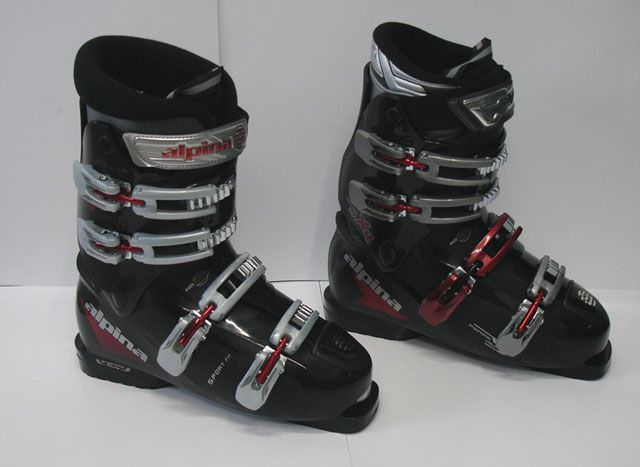 Lyžařské boty ALPINA