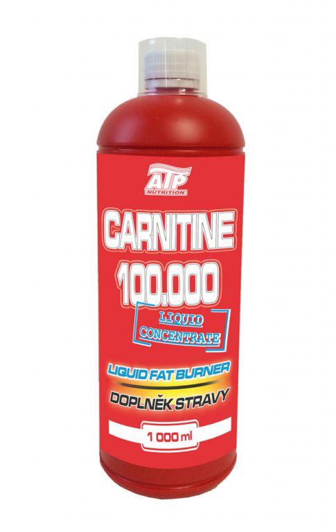 CorbySport ATP CARNITINE 30734 Doplněk stravy 150.000 1Litr višeň