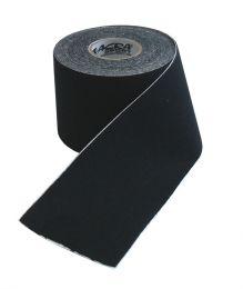 CorbySport Kinezio tape 5x5 m černý
