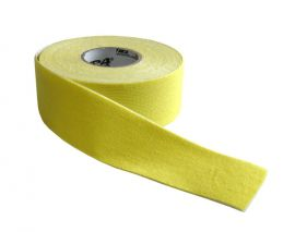 CorbySport Kinezio tape 2,5x5 m žlutý