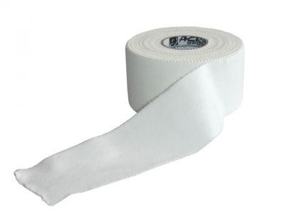CorbySport Pevný tejp 3,8 cm x 13,7 m bílý