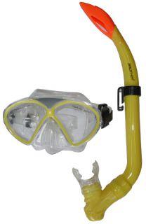 Dětská potápěčská sada - žlutá