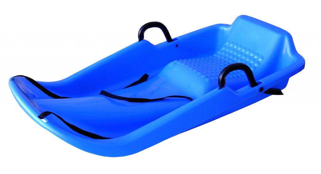 Plastový bob Olympic - modrý