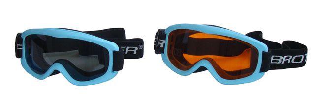 Lyžařské brýle BROTHER DĚTSKÉ - modré