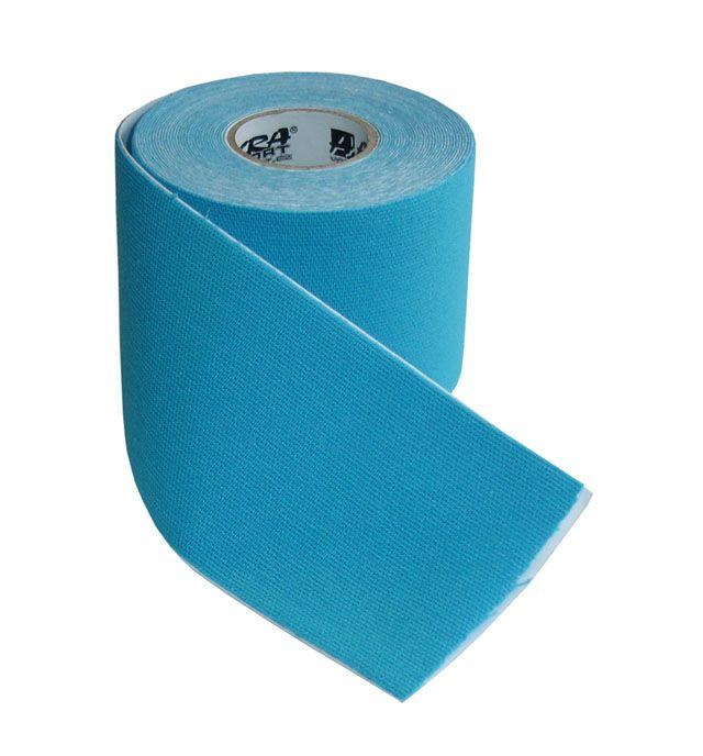 Kinezio tape 5×5 m modrý