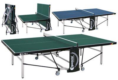 Stůl na stolní tenis (pingpong) Sponeta S5-73i - modrý