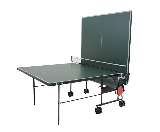 Stůl na stolní tenis (pingpong) Sponeta S1-12e  zelený