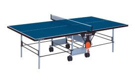 Stůl na stolní tenis (pingpong) Sponeta S3-47 e – modrý