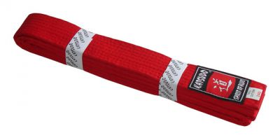 Effea KATSUDO Pásek ke kimonu - červený