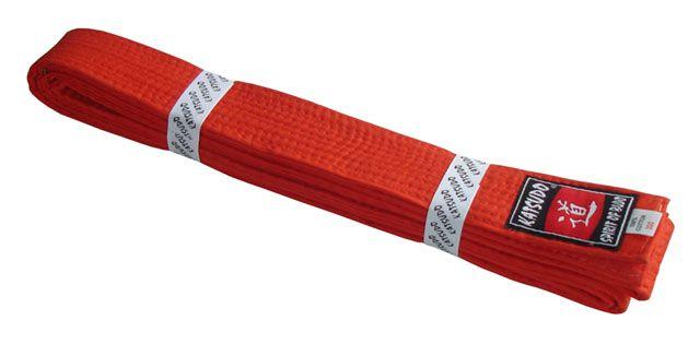 Effea KATSUDO Pásek ke kimonu - oranžový
