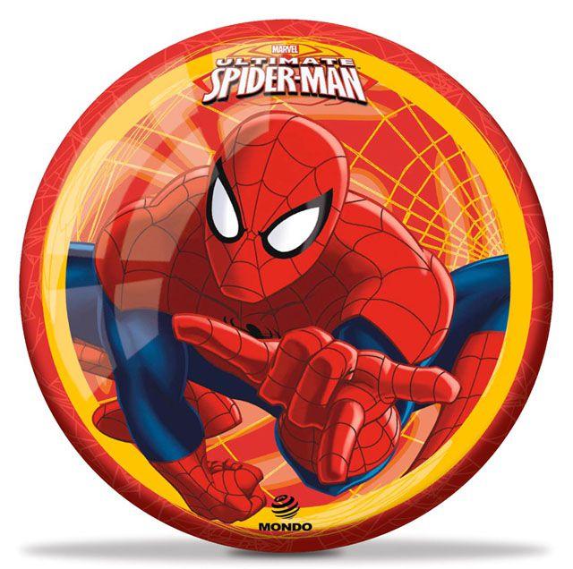 Potištěný míč Spiderman Hero - 230 mm