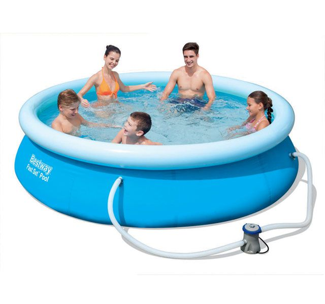 Bestway 57270 Bazén samostavěcí s filtrem 305 x 76 cm